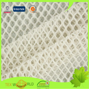 Textile Warp Knitting Stretch Fishnet Lingerie Fabric (NEH2114-90)