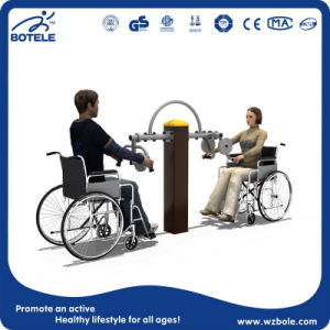 High Quality Outdoor Fitness Equipment for Disabled People