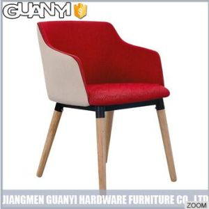 Mix Color Modern Solid Ash Wooden Furniture with Armres pictures & photos