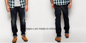 Wholesale Mens Leisure Jeans pictures & photos