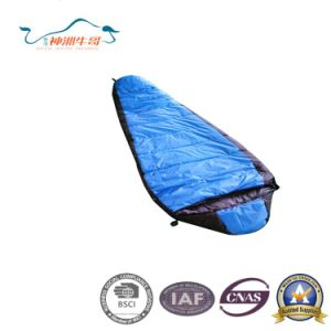 190t Polyester Best Price Mummy Sleeping Bag for Outdoor Activity