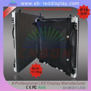 Portable LED Display / Outdoor LED Billboard for Advertising Events (P6.67 P8 P10) pictures & photos