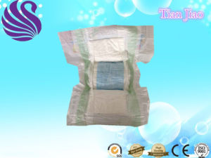 Soft Sleepy Cotton Disposable Baby Diapers with Good Quality pictures & photos