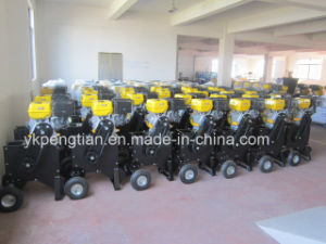 196cc Wood Chipper Shredder with 76mm Chipping Capacity pictures & photos