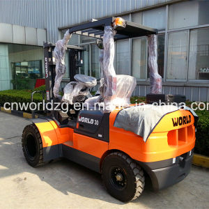3ton Forklift, Powered Forklift Truck pictures & photos