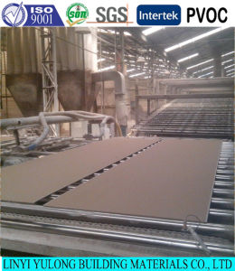 900*1800 Ks Standard Gypsum Board Export to Korea pictures & photos