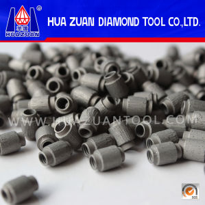 Diamond Wire Saw Parts Bead for Stone pictures & photos