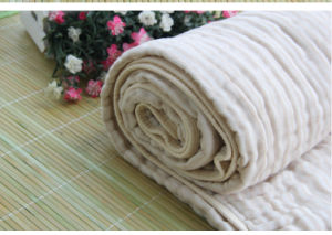 6 Layers Muslin Cotton Baby Blanket pictures & photos