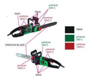CE GS EMC 2200W Electric Chain Saw (PT71039) pictures & photos