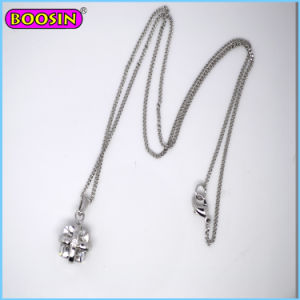 Hot Sale Silver Jewelry Box Chain Necklaces for Women pictures & photos