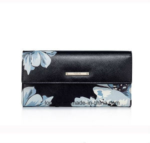 Beautiful Popular Top Quality Designer Print PU Purse (ZX10132) pictures & photos