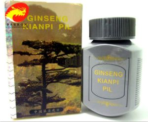 Herbal Ginseng Effective Gain Weight Capsules