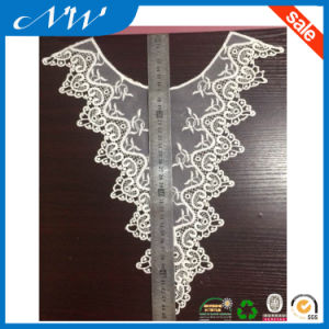 Hot Sale Good Quality Milk Silk Lace Collar pictures & photos