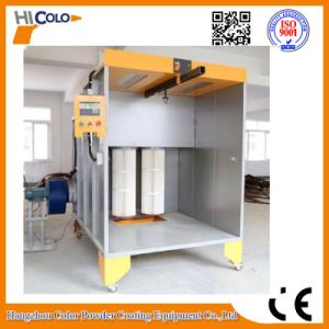Operating Manual Powder Coating Booth Cl-1517 pictures & photos