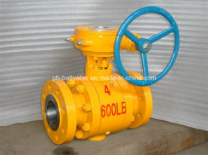 Trunnion Type Forged Steel Ball Valve