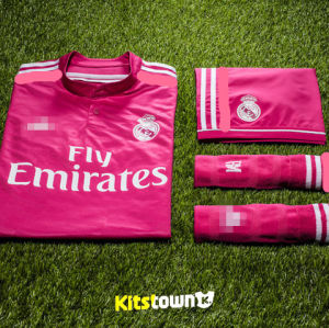 2015 The New Season Real Madrid Home and Away Football Jersey Thai Version Soccer Uniforms pictures & photos
