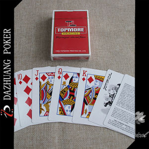 Cheap Price Topmore Printing Playing Cards pictures & photos