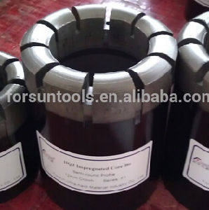 Very Long Life for Drilling The Broken Fractured Core Drill Bit pictures & photos