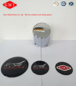 Wheel Rim Center Chrome Cap pictures & photos