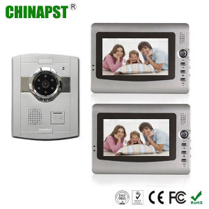 7 Inch Color Apartment Video Door Phone Intercom System (PST-VD906C-2K) pictures & photos