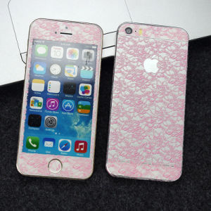 Wholesale Lace Full Cover Sticker Protector for 6g/6p/6s/6s+