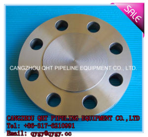Blind Flange (BL) Alloy Steel Forged Flange pictures & photos