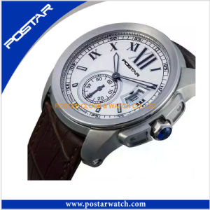 Men′s Quarz Waterproof Watch The New Design Swiss Wristwatch pictures & photos