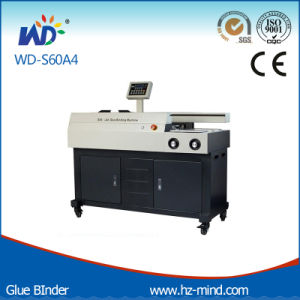 Automatic Glue Binding Machine (WD-S60 -A4) pictures & photos