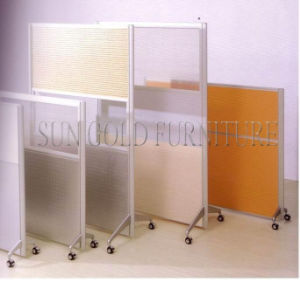 Hot Sale Modern Decorative Office Sliding Partition Wall (SZ-WS590) pictures & photos
