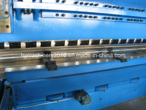 Wc67y-300X4000 Hydraulic Steel Plate Bending Machine pictures & photos