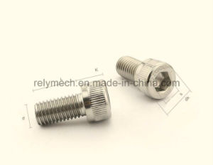 Hex Socket Cup Head Screw in Stainless Steel 304 M8-M12 pictures & photos