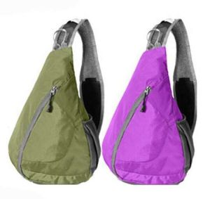 Multifunctional Outdoor Sundries Zipper Closures Bags Single Shoulder Bag Sh-16050914 pictures & photos