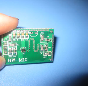 Microwave Radar Sensor Module for LED Lighting with Ce (HW-M10) pictures & photos
