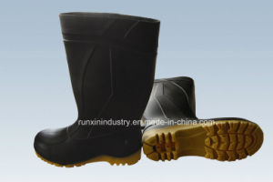 Safety PVC Rain Boots with Steel Toe 108by pictures & photos