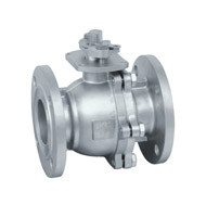 Worm Gear Reduced Bore Flanged Ball Valve pictures & photos