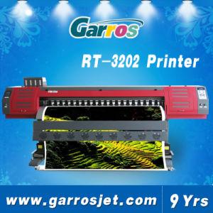 Garros 1.8m 3.2m Digital Sublimation Textile Printer Machine with Dx5+ Head pictures & photos