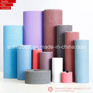 Vsm & 3m Raw Material Aluminum Oxide Narrow Abrasive Belts pictures & photos