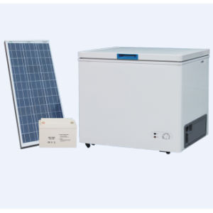 12/24V Movable Fortable Solar Freezer for Moving Ice Cream pictures & photos