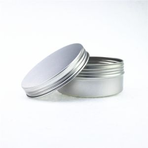 180g 180ml 6oz Screw Top Aluminum Tin Can pictures & photos