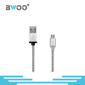 High Quality Lightning Micro Type-C USB Data Power Cable pictures & photos