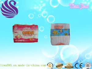 Hot Sell for Best Quality and Comfortable Absorb Baby Diaper pictures & photos