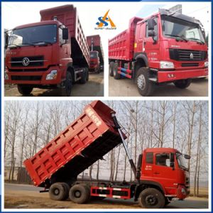Chinese Left Hand Right Hand Drive HOWO8X4 Dump Truck pictures & photos