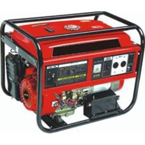 Gasoline Power Generator 4 Kw CE Standard E-Start