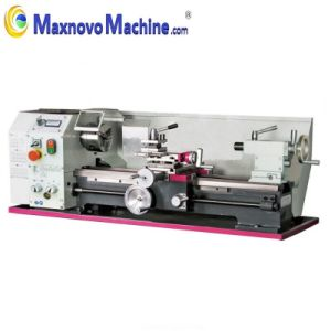 Variable Speed Metal Bench Mini Lathe for Workshop (mm-TU2807V) pictures & photos