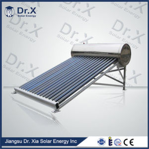 Green Energy High Pressure Vacuum Tube Solar Water Heater pictures & photos