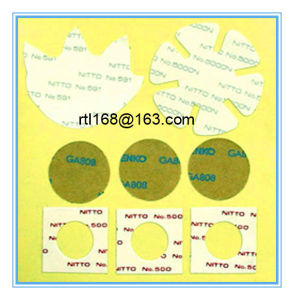 Die Cut Blank Sticker and Die Cut 3m/Tesa/Sony/Nitto Tape pictures & photos