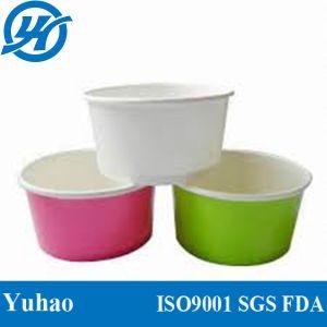 Multi Colour Paper Ice Cream Cups Wholesale Online pictures & photos