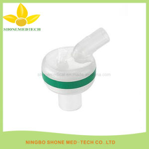 Disposable Medical Combined Bacterial Viral Hme Filter pictures & photos
