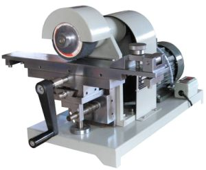 Sample Buffing Testing Machine for Material pictures & photos