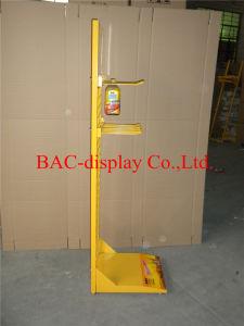 Retail Store Metal Beverage Display Racks / Drink Display Stand / Juice Display Shelf pictures & photos